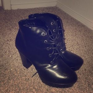 🔥Black Ankle Boots🔥